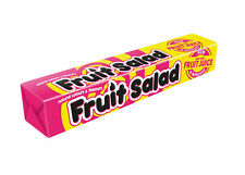 Barratt Fruit Salad Chews Sweets Gift Candy Gummy Retro Jelly Raspberry