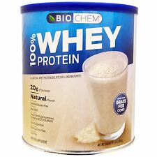 COUNTRY LIFE BIOCHEM WHEY PROTEIN GLUTEN LACTOSE FREE VEGAN BODY SUPPLEMENT