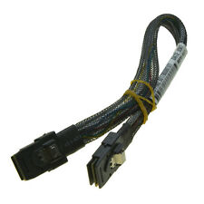 Service SFF8087 Male to Male Port Cable mini sas 36pin data Cable with sleeve