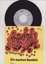 Die Thekenturner - Wir machen Randale / Superstimmung   AZ Flower  45
