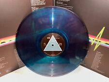 PINK FLOYD, DARK SIDE OF THE MOON, 180G TRANSPARENT BLUE COLORED VINYL LP, GTFLD