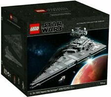 Lego Star Wars 75252 Ucs Imperial Star Destroyer™ - New/Boxed