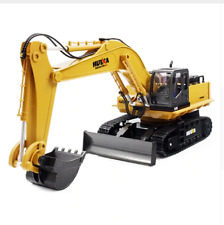 Remote Control RC Truck Excavator Tractor Bulldozer Crawler Toy Digger Car