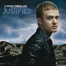 Justin Timberlake - Justified (NEW 2 VINYL LP)