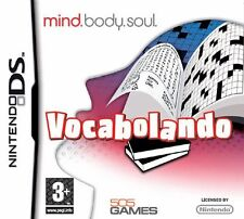 Mind, Body, Soul - Vocabolando  - Nintendo DS