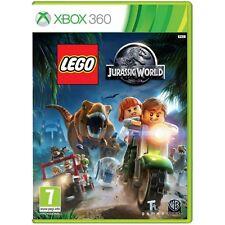 Xbox 360 GAME LEGO Jurassic World NEW