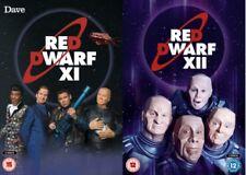 Red Dwarf Season 11 12 Series XI XII Region 4 DVD