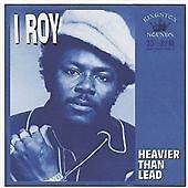 I ROY HEAVIER THAN LEAD NEW CD £9.99