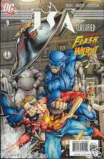 DC Comics  JSA Classified  #9 (2006)  w/ Flash and WildCat