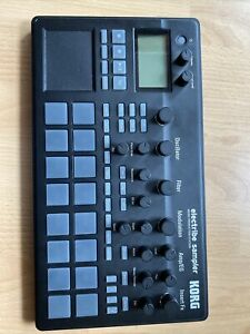 Korg Electribe 2 Sampler Music Production Station Synth