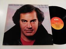 NEIL DIAMOND ON THE WAY TO THE SKY LP ITALY 1981