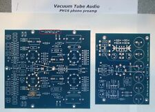 Tubes4HiFi  PH16 premium phono preamp - bare PCB set