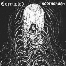 NOOTHGRUSH/CORRUPTED - SPLIT   VINYL LP NEU