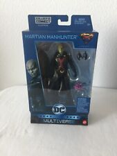 """DC Multiverse Martian Manhunter Collect & Connect Clayface 6"""" BAF DC TV - New"""