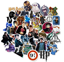 Harry Potter Stickers 50 Vinyl Decal Sticker Lot