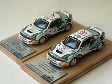 LIAM O CALLAGHAN Circuit of Ireland and Rally of the lakes 1995 SET 2x CELICA