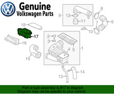 For VW Passat Jetta Beetle Air Duct Inlet Connector OEM Genuine 1K0805962G9B9