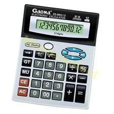 Calculette Calculatrice 12 Digits Avec Lampe UV Pour Détecteur De Billet Faux