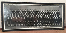 Vintage Jan 1948 Us Naval Training Center Group Photo Picture Great Lakes Il