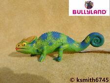 Bullyland CHAMELEON solid plastic toy wild zoo animal lizard reptile  * NEW *💥