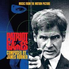 Patriot Games - 2 x CD Complete Score - Limited 3000 - James Horner