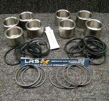 LAND ROVER DEFENDER STAINLESS STEEL PISTON AND SEAL KIT  POST HA CHASSIS DA1166