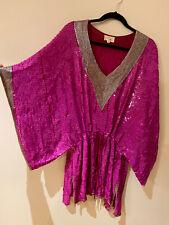 Camilla Franks Sequin Top Or Short Dress OS
