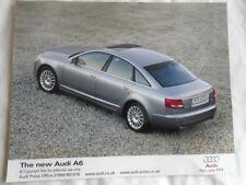 Audi A6 press photo Feb 2004 v1