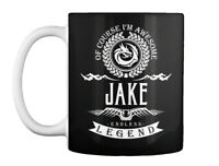 Jake Endless Legend! - Of Course I'm Awesome Legend Gift Coffee Mug