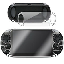 1 x FULL BODY Front & Back CLEAR Screen Protector for Sony Playstation PS VITA