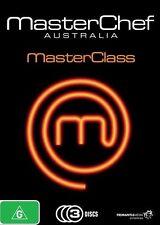 MasterChef Australia - MasterClass (DVD, 2009, 3-Disc Set) Region 4 DVD Rated G