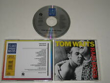 TOM WAITS/RAIN CHIENS (ÎLE 826 382-2) CD ALBUM