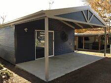 PARK CABINS - GRANNY FLATS RIGHT UP TO 78M2 & 3 Bedrooms