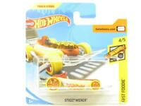 Hotwheels Street Wiener Fast Foodie 144/365 Short Card 1 64 Scale Sealed New