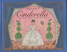 Fine 2012 HC 1st UK Edition Cinderella Pop Up 3D Fairy Tale Theatre by Jane Ray