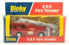 Vintage Dinky Toys 266 E.R.F Fire Tender 1976-79 *NMIB*