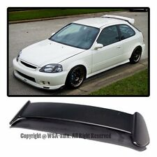 For 96-00 Honda Civic EK9 3Dr Hatchback JDM Type R Style Spoiler Wing Body Kit