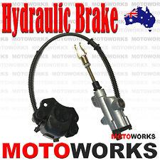 Hydraulic Rear Disc Brake Caliper System 110CC 125CC ATV QUAD Bike Gokart Buggy