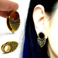 2018 new fashion ear plug tunnel body jewelry piercing ear gauges expancers