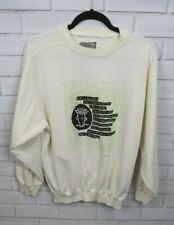 Vintage Fido Dido 1985 L Cream Crewneck Sweatshirt