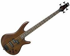Ibanez GSR200BWNF 4 String Walnut Flat Bass Guitar