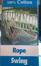 Rope Swing, Altalena, amaca, dondolo