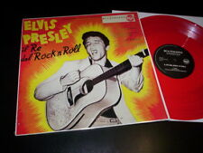 "Elvis Presley ""Il Re Del Rock'n'Roll"" 12""EP red RCA Italiana 74321441451 Italy"