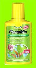 Tetra plantamin 100 ml Fertilizer for Aquarium Plants with Depot Effect