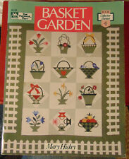 That Patchwork Place: Basket Garden by Mary Hickey (1989, Paperback) Quilting