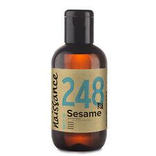 Naissance Sesame Oil, 100% Pure & Natural, DIY Cosmetics, Balms, Creams, Lotions