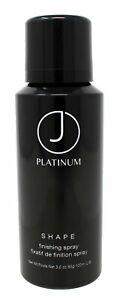 J Beverly Hills Platinum Shape Finishing Spray 3 Ounce