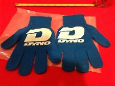vintage 1980's DYNO BMX GLOVES Racing Riding BIKE GT NEW NOS small-med.