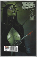 TAROT WITCH OF THE BLACK ROSE #108 CVR B DELUXE LITHO ED. W/ SIGNED PRINT #056