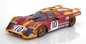 1:18 CMR Ferrari 512M #10, 24h Le Mans Pesch/Loos 1971